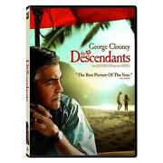 The Descendants DVD