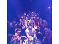 Clapham Comedy Club @ The Bread & Roses : New Years Eve Comedy Party 2016