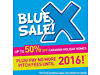 BLUE X SALE NOW ON at Brynowen Holiday Park, Borth! 12 Month Park with Pool&Club Borth