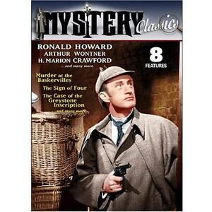 Watch OLD TIME Mystery Classics (DVD)