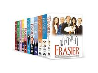 FRAZIER DVD BOXED COLLECTION OF ALL SERIES