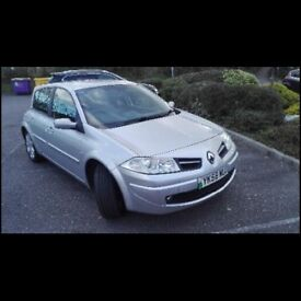 Renault Megane 1.5l diesel for sale - quick sell
