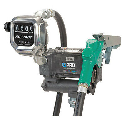 Great Plains Industries 503000-71 Fuel Transfer Pump 115vac 20 Gpm 13 Hp