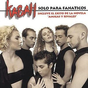 Solo Para Fanaticos by Kabah (CD, Oct-2001, Universal Music Latino) NEW