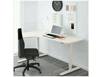 ikea bekant corner desk