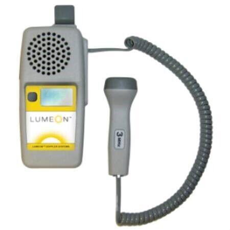 Hand-Held Doppler Unit Lumeon Obstetrical Probe 3 MHz 1 Count