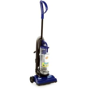 Bissell EasyVac Plus Upright Bagless Vacuum, Blue, lightweight