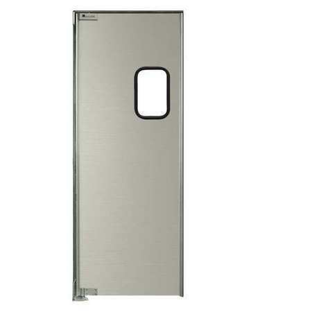 CHASE SD20003684 Swinging Door,7 x 3 ft,Aluminum