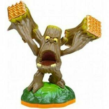 Nintendo - Stump Smash - Giants