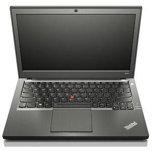 Lenovo ThinkPad X240 Core i5-4300U 1.9GHz, 8.0GB, 500GB HDD