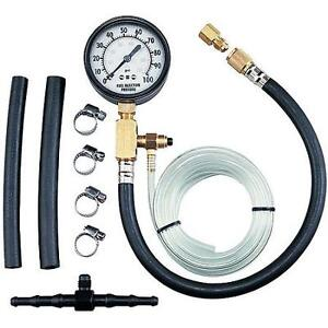 Fuel Injection Pressure Tester.