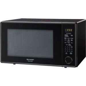 Sharp R659YW Carousel 2.2 cu ft 1200W Countertop Microwave Oven