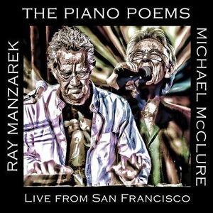 The Piano Poems: Live from San Francisco  Ray Manzarek The Doors CD