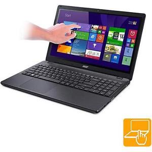 Acer Aspire E 15 -touch a vendre / exchange
