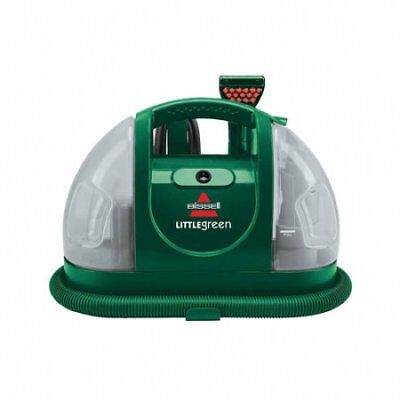 (BISSELL Little Green Portable Spot and Stain Cleaner, 140 W)