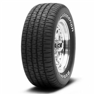 4 TAKE OFF - BFGOODRICH RADIAL T/A - SOLD PPU