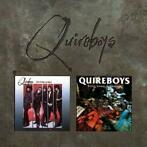 cd - The Quireboys - A Bit Of What You Fancy/Bitter Sweet ..
