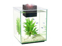 Fluvel Chi Fish tank almost brand new