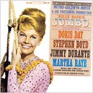 "DORIS DAY ""JUMBO"" CD Sony/Collectables USA"