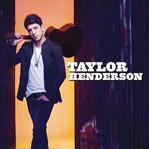 TAYLOR-HENDERSON-TAYLOR-HENDERSON-Brand-New-Not-Sealed