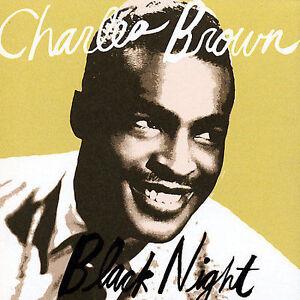 Charles Brown - Black Night (CD, Nov-2005, Masked Weasel)