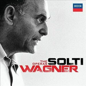 NEW Wagner: The Operas (Audio CD)