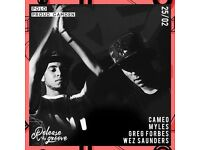 DJ Cameo presents Release the groove