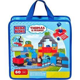 Mega Blocks Thomas Blue Mountain Coal Mine