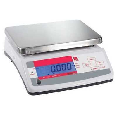Ohaus 83998128 Digital Compact Bench Scale 33 Lb.15kg Capacity