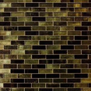 SALE @ 60% FOR METALLIC STRIPPED GLASS MOSAIC