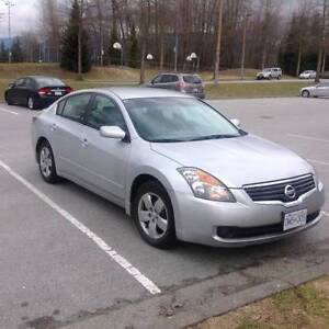 2008 Nissan Altima S very low kms only 24000 kms