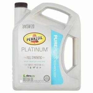Pennzoil Platinum 5w20 Synthetic