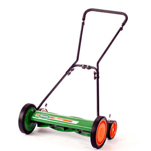 "Used manual push mower - Scott's 20"" - Retails for $250+tax"