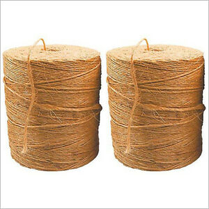 Treated Sisal Baler Twine
