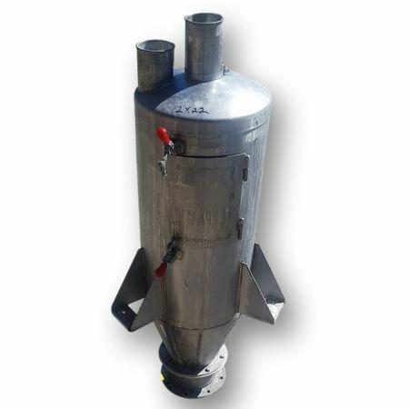 Used Stainless Steel Dry Bulk Hopper