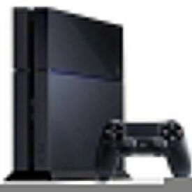 PS4 CONSOLE - 500GB - 1 CONTROLLER - £20TO SPEND TOWARDS GAMES IN STORE - £175 TOTAL