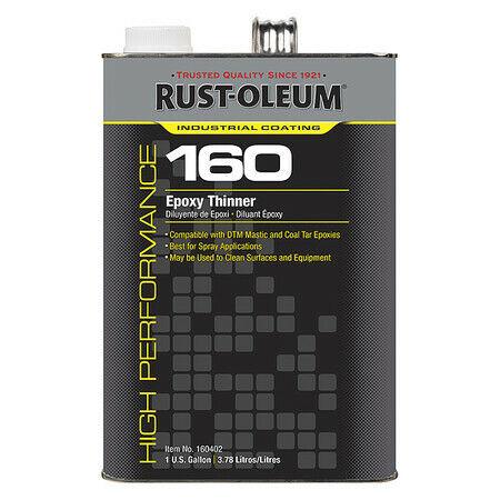 Rust-Oleum 160402 Paint Thinner,1 Gal.