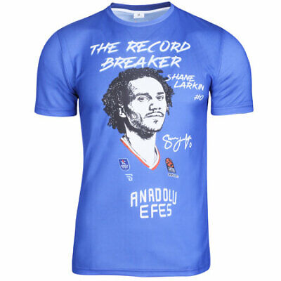 Shane Larkin The Record Breaker Tshirt Official Licensed FREE DHL Shipping