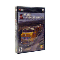 EA Rail Simulator (PC, DVD) ***New***