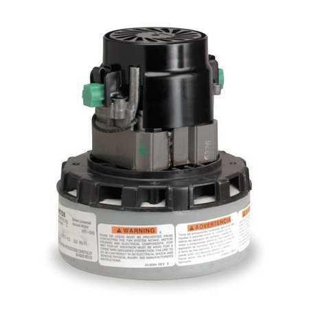 Ametek Lamb 116757-13 Vacuum Motor/Blower, Peripheral, 2 Stage, 1 Speed, Acustek