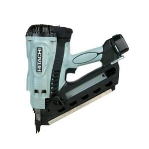 "Hitachi NR90GC2 3-1/2"" Gas Powered Paper Collated Framing Nailer"