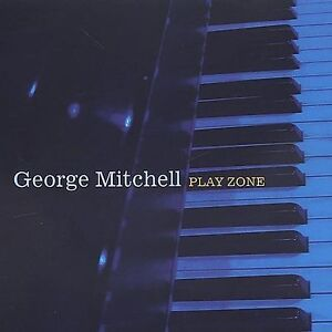 George Mitchell-Play Zone CD NEW