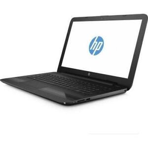 "HP 15.6"" Notebook Celeron 1.6 GHz 8GB RAM 500GB HDD Windows 10 Home 15-ay019ca"