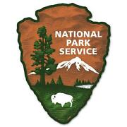 National Park Sticker