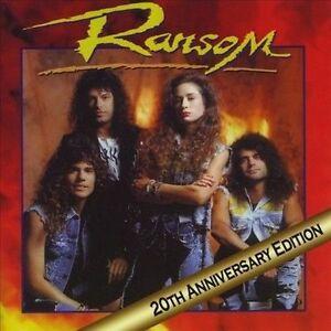 RANSOM - S/T  Christian Metal Remastered Reissue
