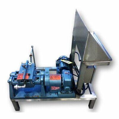 Used Paul O Abbe Lab Batch Vacuum Mixer - Model Lng .25