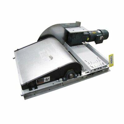 Unused 2 Hp Dematic Center Drive Head For 24 Belt Conveyor