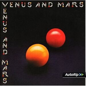 Wings - Venus And Mars (NEW CD)