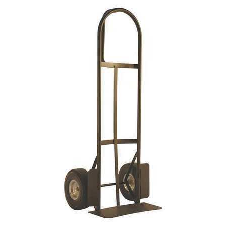 """MILWAUKEE HAND TRUCKS DC31029 D-Handle Truck,with 18"""",Toe Plate"""