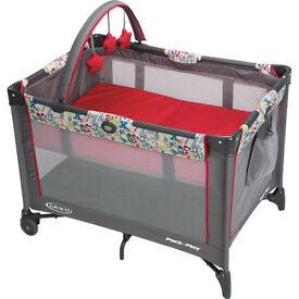 Graco Pack'n Play - BRAND NEW, BOXED!!! GBP 50